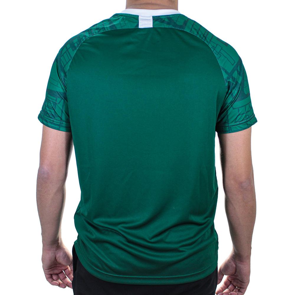 Camisa Oficial Goiás Green Treino Atleta 2021 Masculina