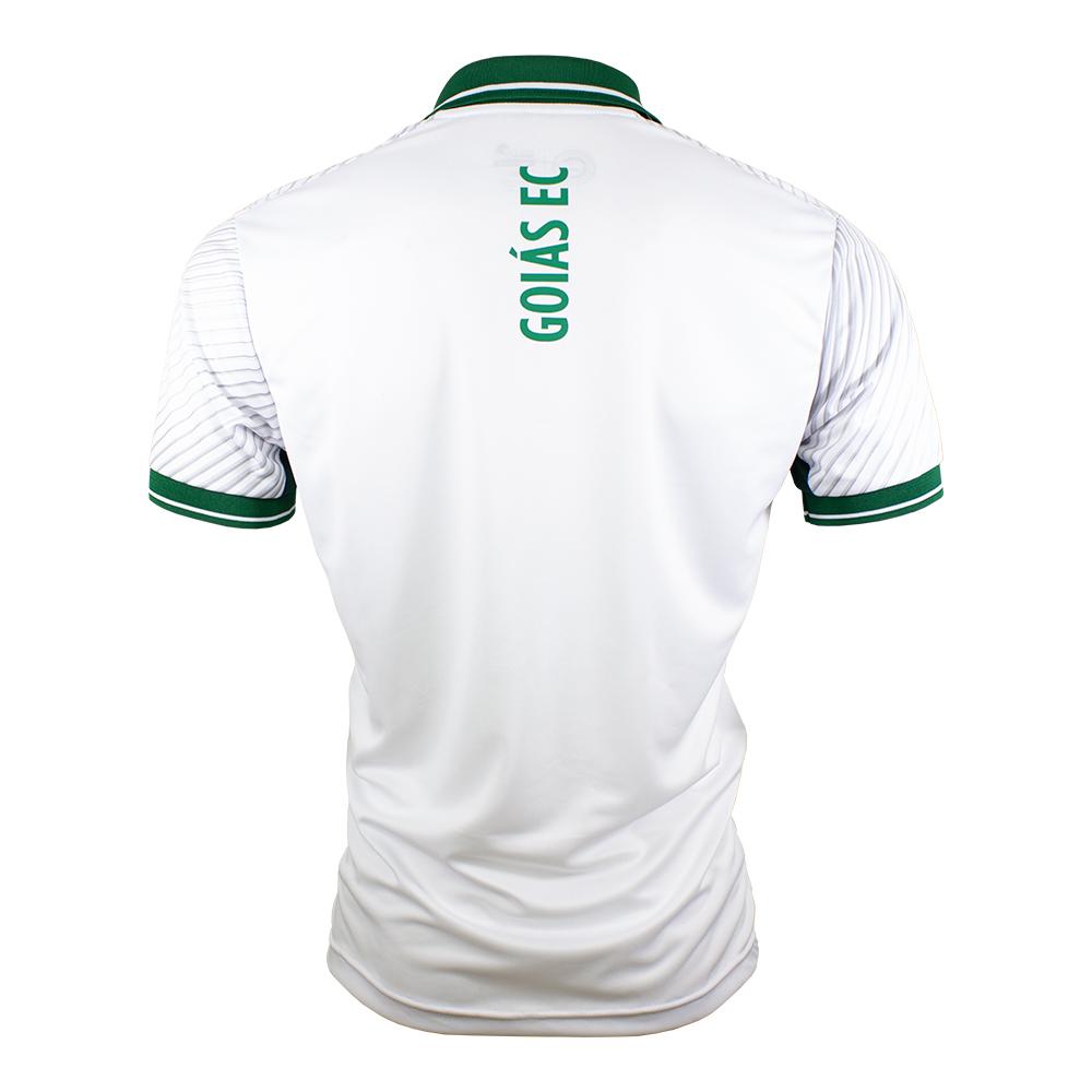 Camisa Oficial Goiás Polo Viagem Comissão 2020