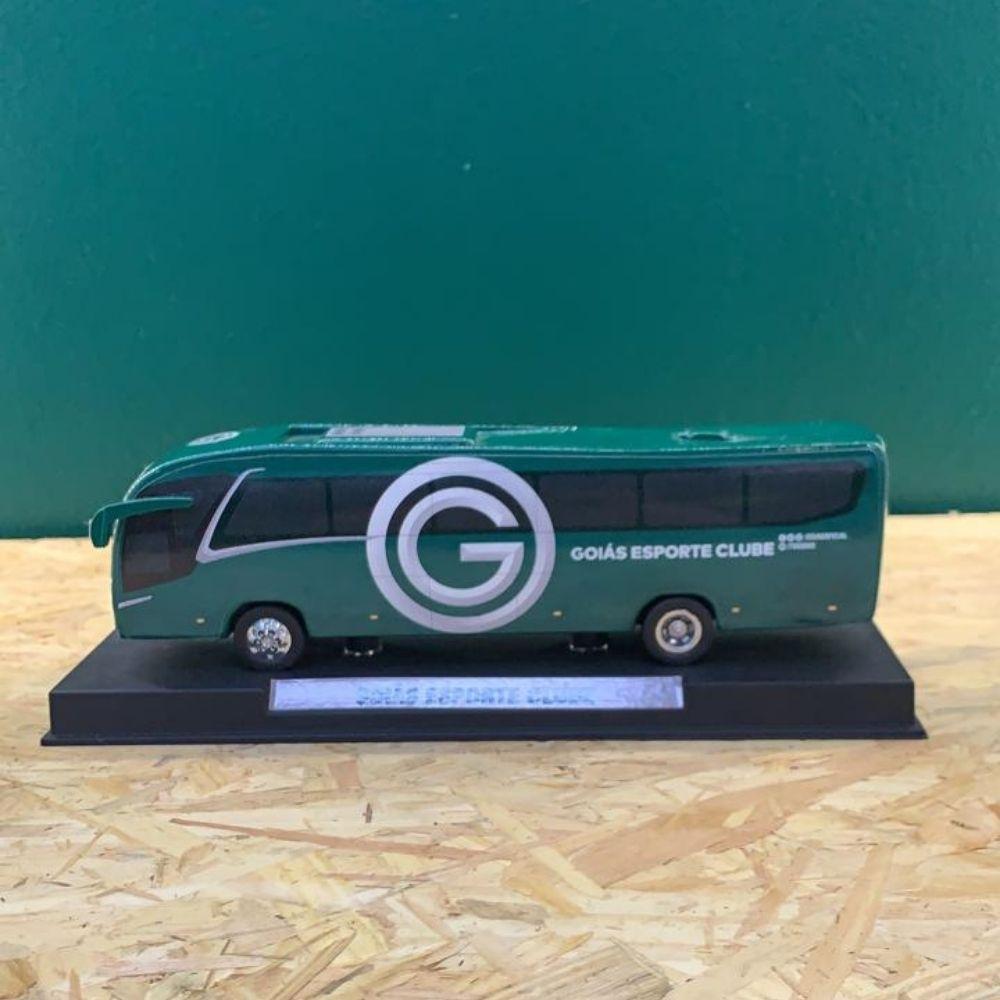 Miniatura Ônibus  Goiás Esporte Clube