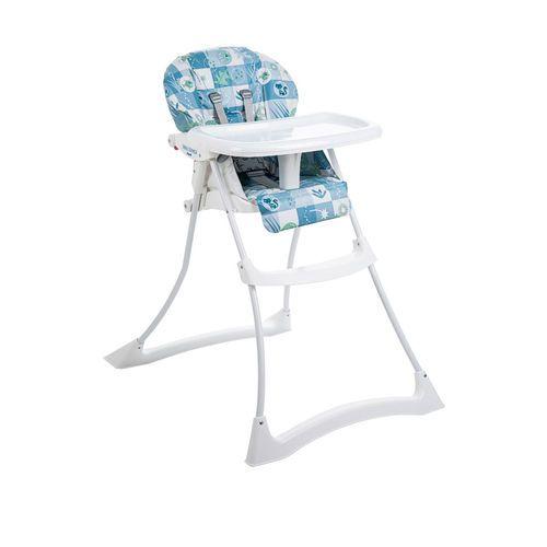 Cadeira de Refeição Papa & Soneca Peixinho - Burigotto