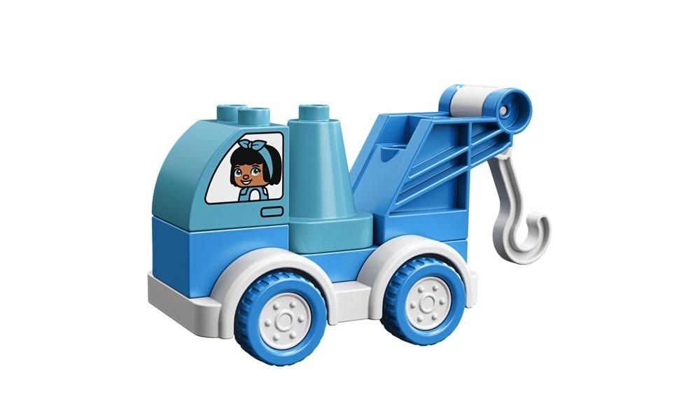 Caminhão de Reboque - LEGO DUPLO