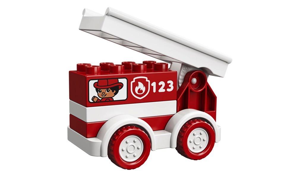 Caminhão dos Bombeiros - LEGO DUPLO