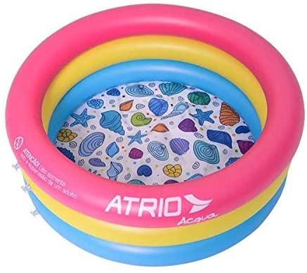 Piscina Circular Infantil 76x25cm - Atrio
