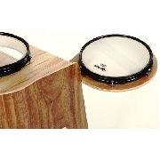 Bateria Cajon Percussion Gig Box Imbuia