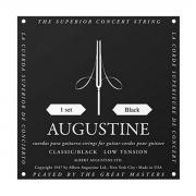 ENCORD. AUGUSTINE CLASSIC/BLACK LOW TENSION NYLON