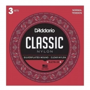 ENCORD. D'ADDARIO VIOLAO NAILON EJ27N-3D C/3 VENDA UN