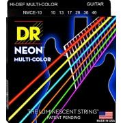 ENCORD. DR NEON NMCE-10 HI-DEF MULTICOLOR GUITARRA 0.10