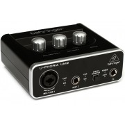 Interface de Gravação Behringer UM2 de Áudio