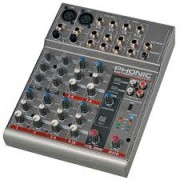 Mesa Phonic AM105FX Som Digital