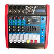 Mesa Soundvoice Amplificada 4C EF/EQ MA420X/MA-420X