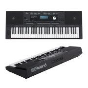 TECLADO ROLAND E-X20A MUSICAL DIGITAL - ARRANJADOR - 01