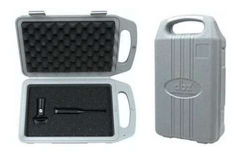Microfone Condensador DBX RTA-M Omni-direcional de Espectro Original