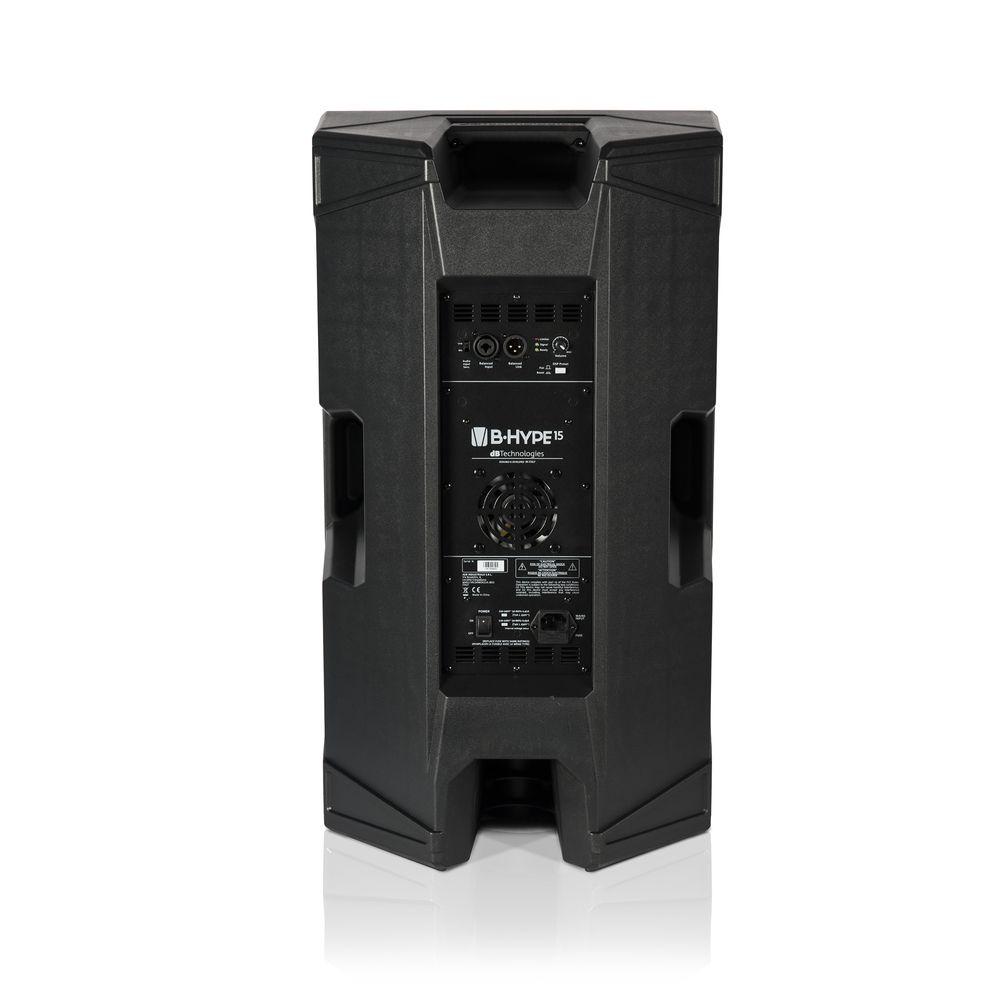 Caixa Amplificadora DB Technologies  B-HYPE 15 Ativa