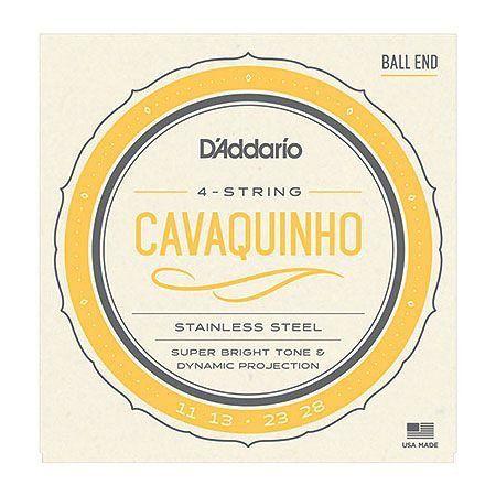 Encordoamento D'addario Cavaquinho EJ93