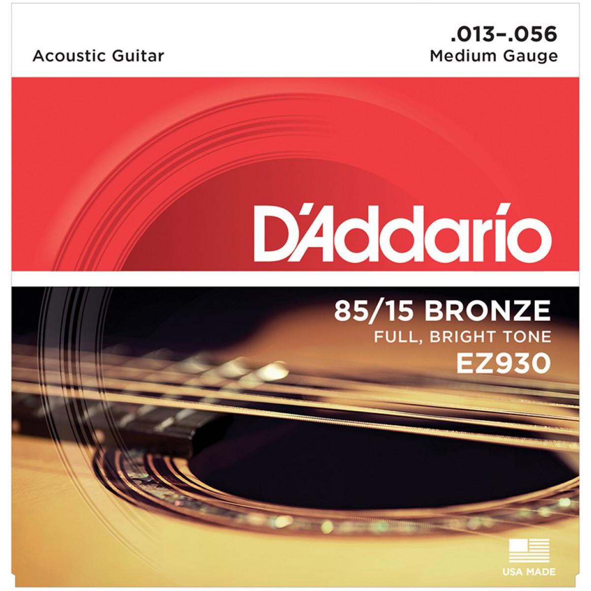 ENCORD. D'ADDARIO EZ930 013 VIOLAO ACO