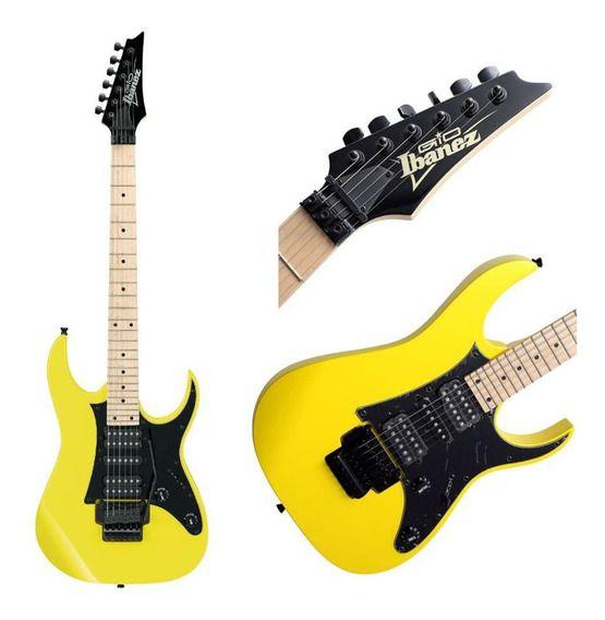 Guitarra Ibañez GRG250-MYE Amarelo