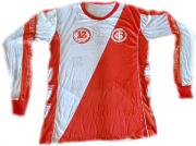 Camisa Tradicional  ML da Camisa 12 com logos Bordados