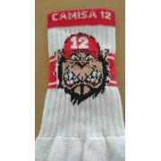 Meia do Macaco da Camisa 12 do Inter