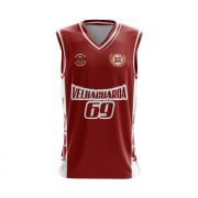 Regata de Basquete da Velha Guarda da Camisa 12 Vermelha (PRE VENDA)