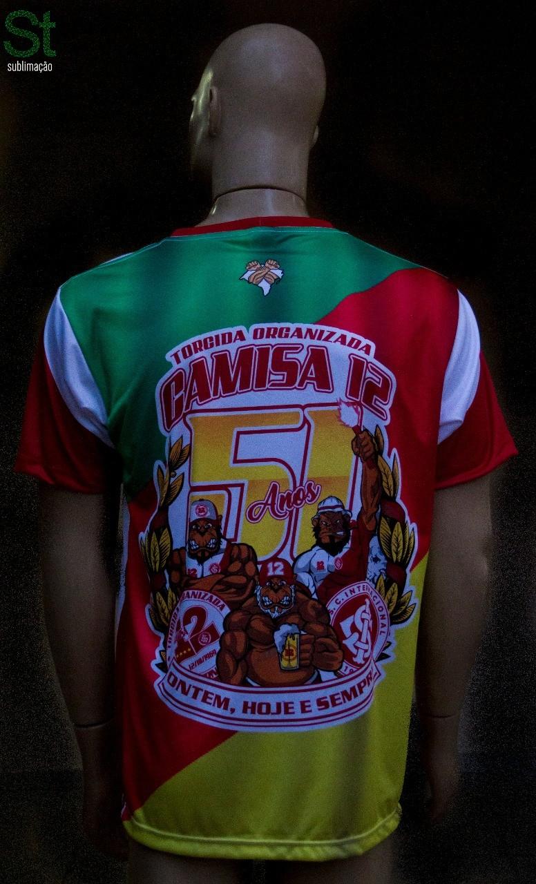 Camisa 51 anos da Camisa 12 do Inter!