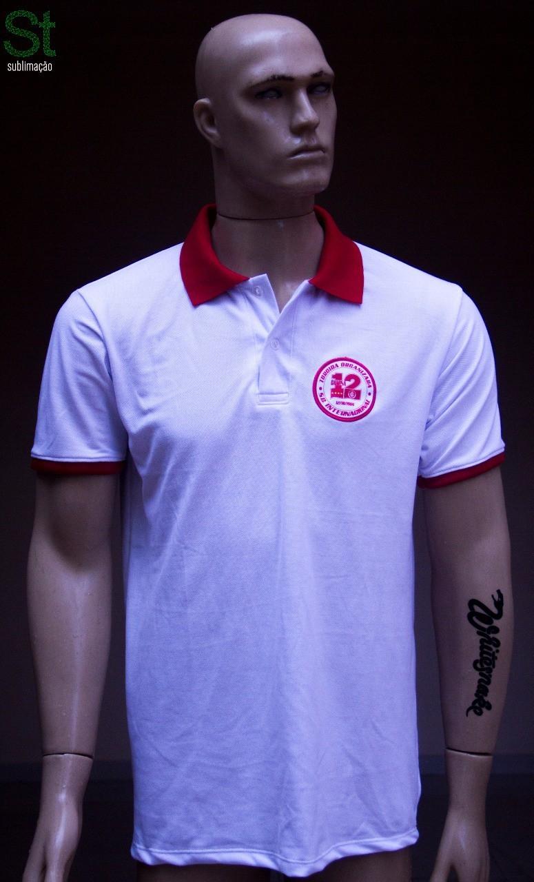 Camisa Polo da Torcida Organizada Camisa 12