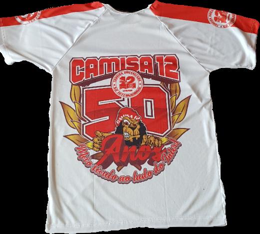 Camiseta Comemorativa 50 anos!