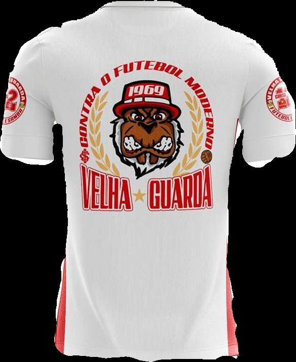 Camiseta da Velha Guarda.