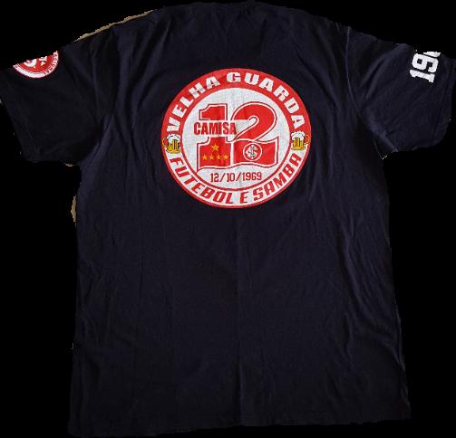 Camiseta da Velha Guarda, Contra o futebol Moderno!!!