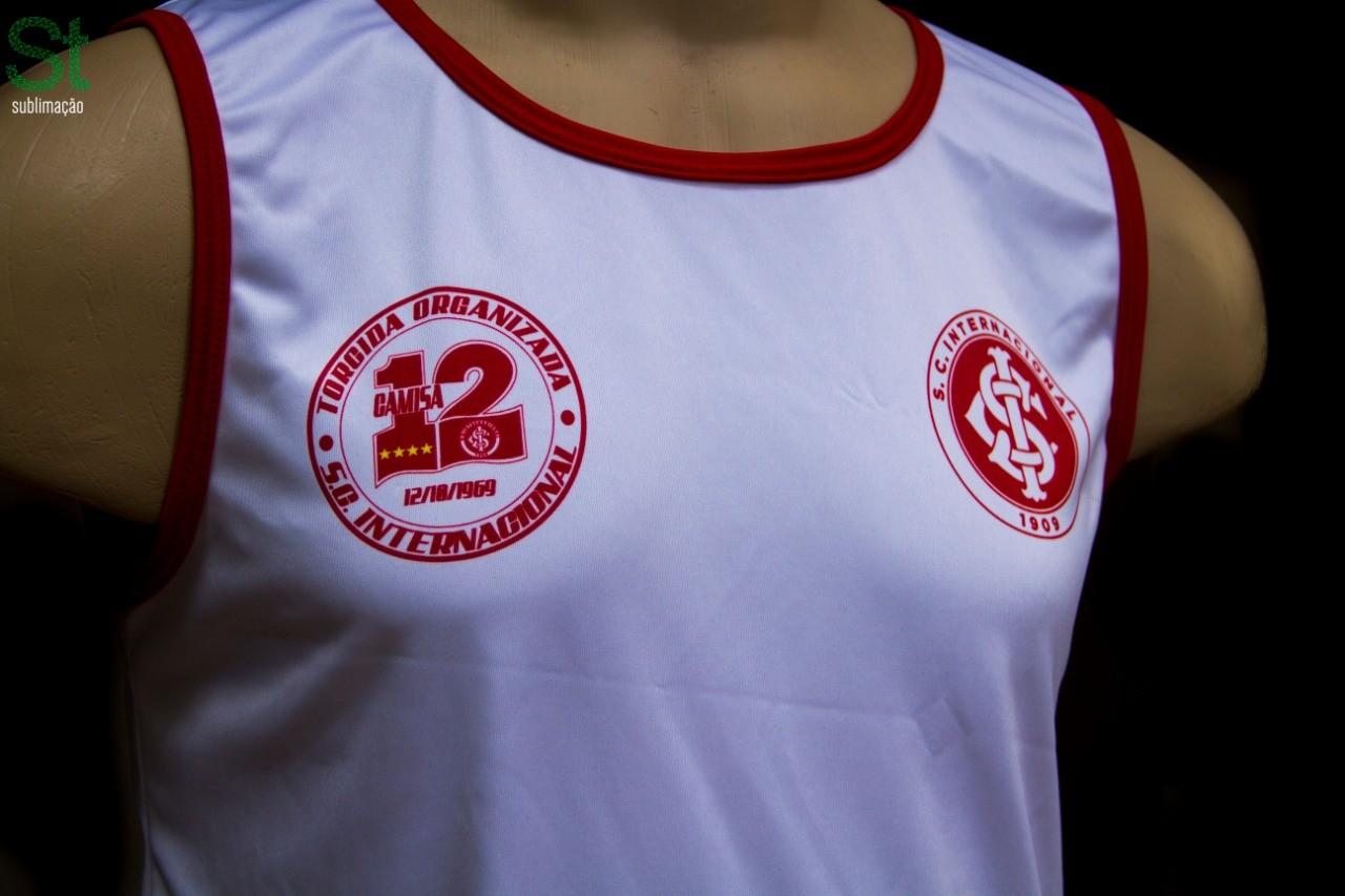 Regata Infantil Padrao da Camisa 12