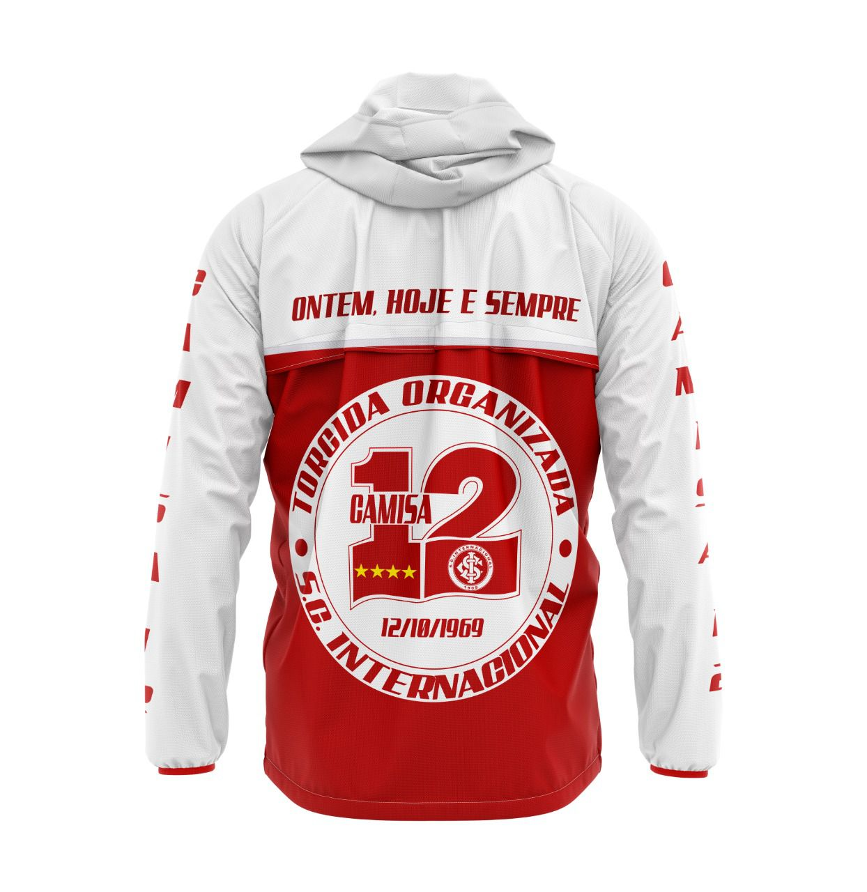 Corta Vento da Camisa 12 (PRE VENDA)
