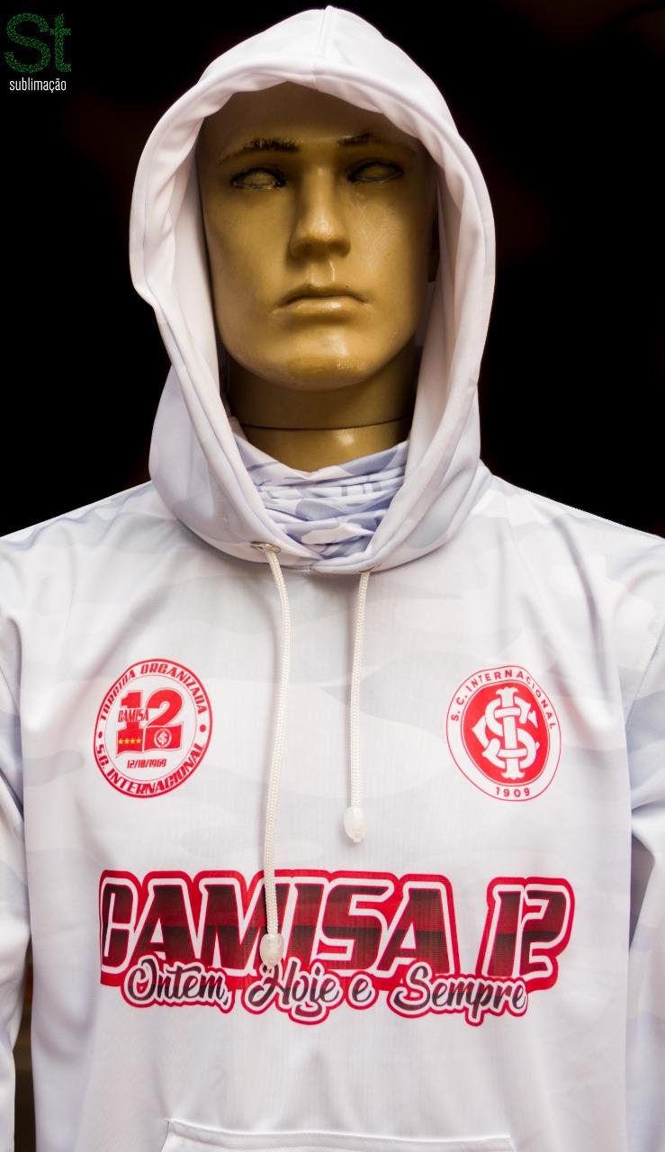Moletom Canguru Ninja da Camisa 12!