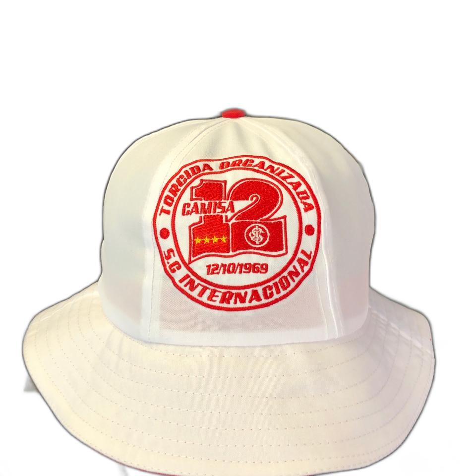 Pescador Branco da Camisa12 - Modelo 2020