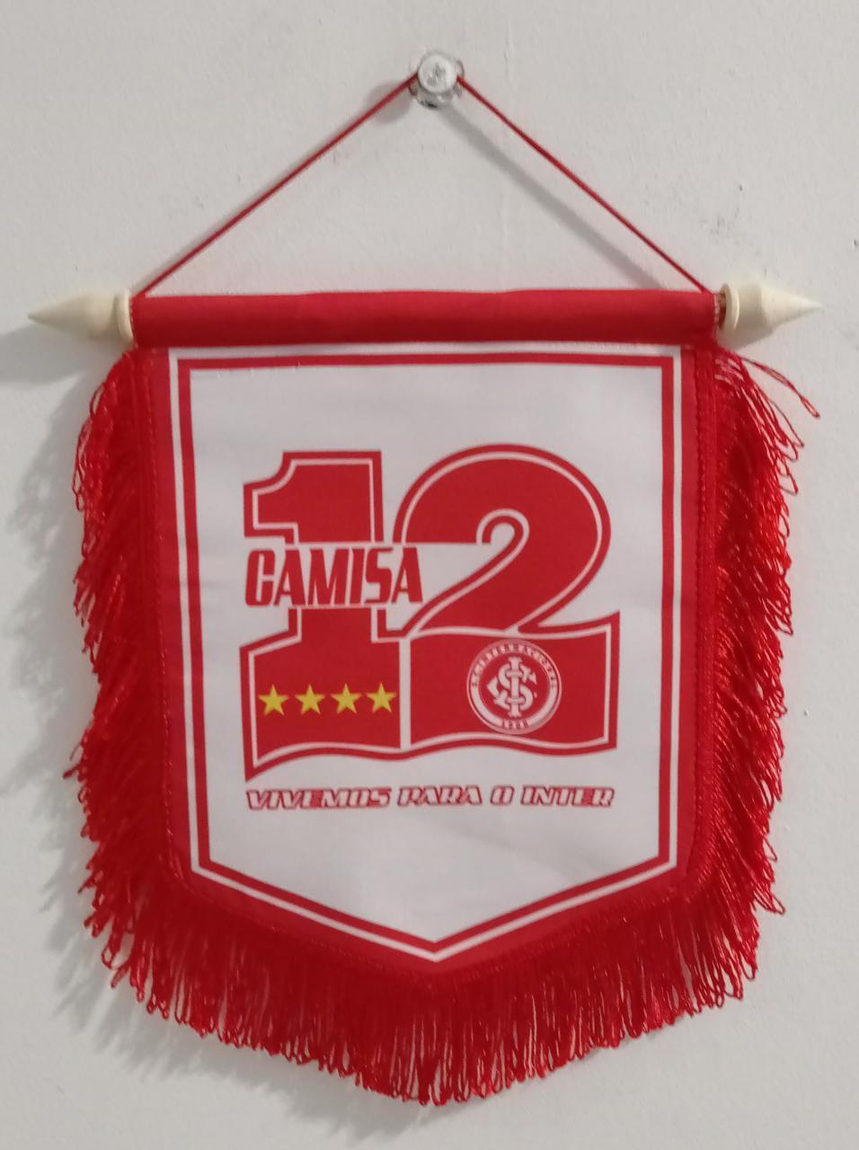 Flamula da Camisa 12