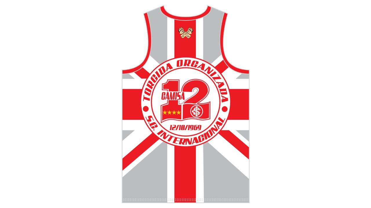 ( PRE VENDA) Regata de Passeio da Camisa 12 Modelo 2020