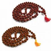 Japamala Semente Rudraksha 108 Contas
