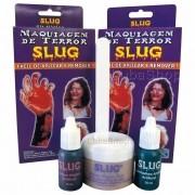 kit artístico-  maquiagem artística Slug