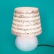 Luminaria abajur Micro Lampe Capa nota musical