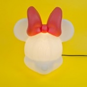 Luminaria Minnie 3D