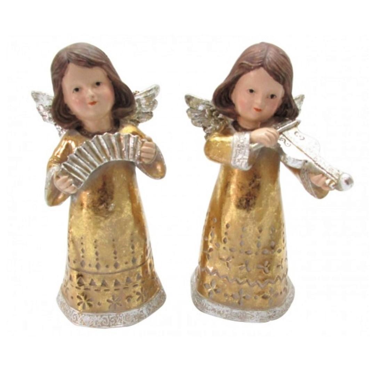 Anjo dourado- Unidade