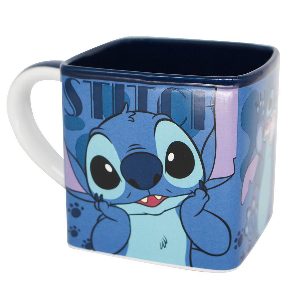 Caneca Stitch Formato Cubo