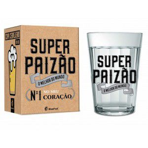 COPO AMERICANO 190ML- SUPER PAIZÃO