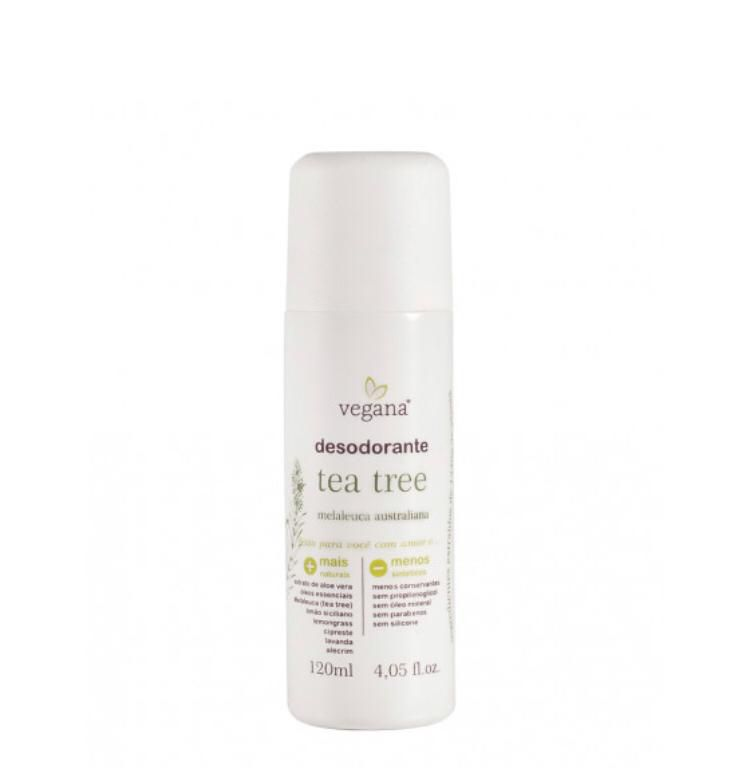 Desodorante Tea Tree - 120ml
