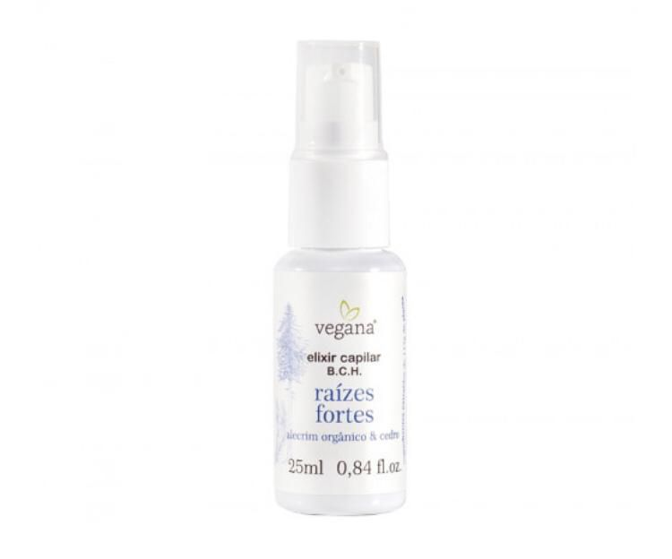 Elixir Capilar B.C.H. Raízes Fortes - 25ml