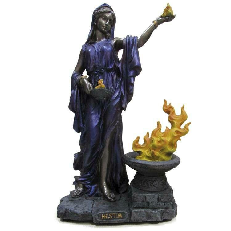 Estátua Deusa Hestia