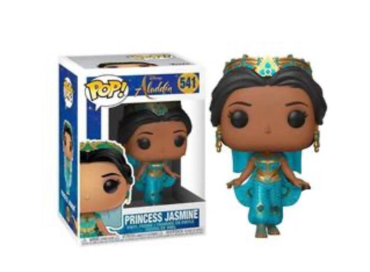 FUNKO POP DISNEY PRINCESS JASMINE