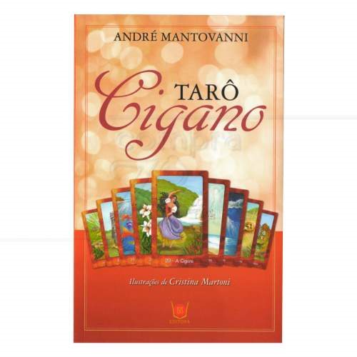 Tarô Cigano | Livreto + 36 Cartas