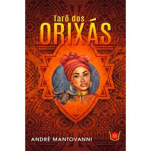 Tarô dos Orixás | Livro + 22 Cartas