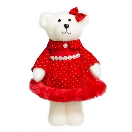 ursinha vermelha
