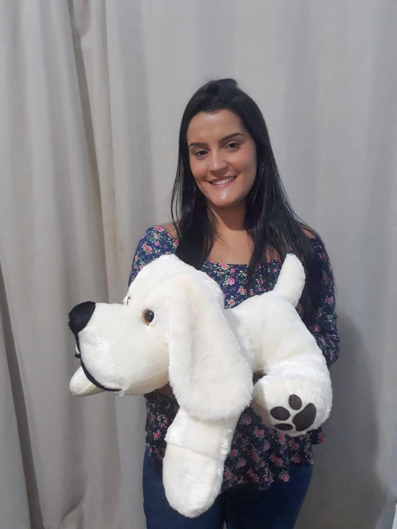 Urso de Pelúcia  - / Duvidas  (Entrar em contato (34) 9 9103-2567