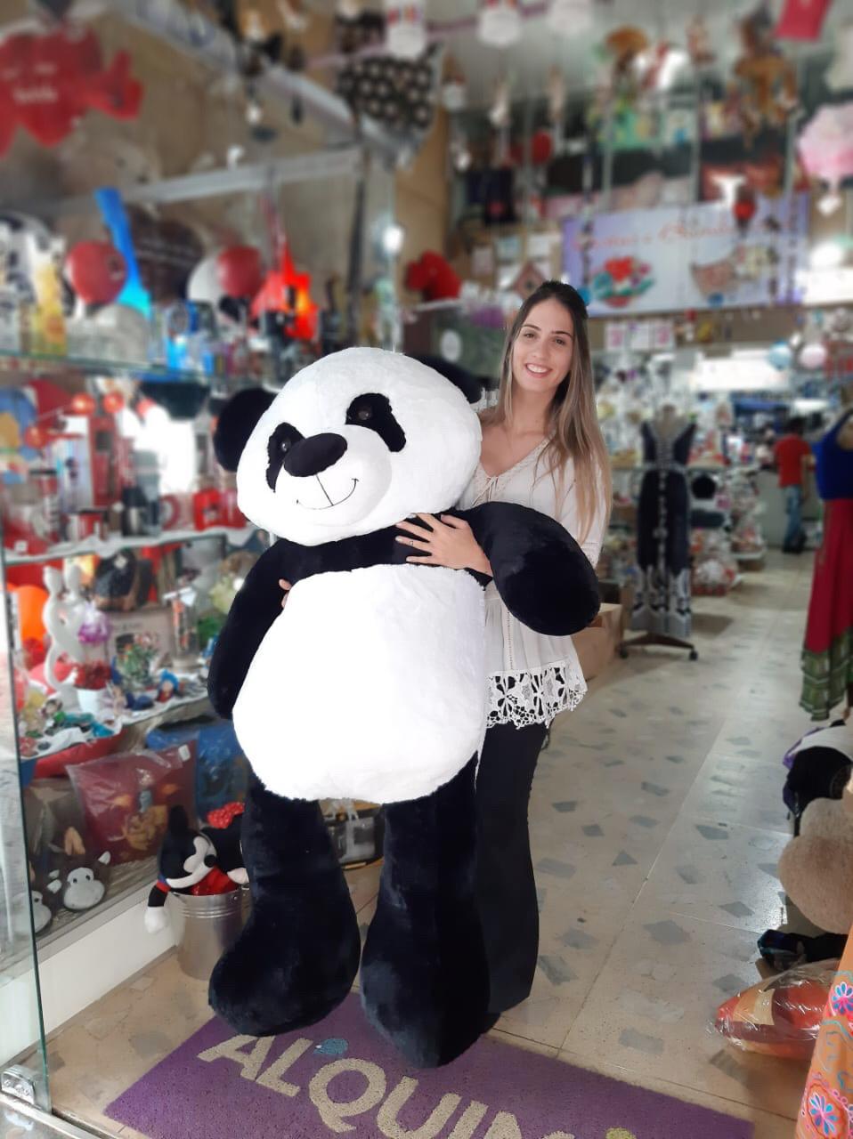Urso Gigante - Panda/ Duvidas  (Entrar em contato (34) 9 9103-2567